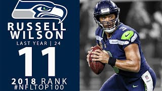 Download #11: Russell Wilson (QB, Seahawks) | Top 100 Players of 2018 | NFL Video
