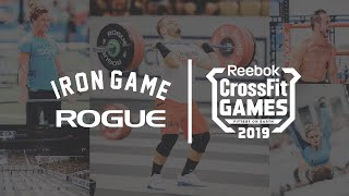 Download Rogue Official Live Stream - Day 3 Full - 2019 Reebok CrossFit Games Video