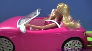 Download Đám Cưới Búp Bê Barbie & Ken -Xe Hơi Mới Của Barbie- Barbie's Wedding New Car Video