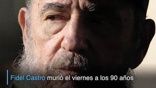Download Fidel Castro murió a los 90 años Video