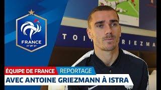 Download Equipe de France : Dans la chambre d'Antoine Griezmann à Istra I FFF 2018 Video