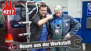 Download Plaketten-Schwindel?? 😡 Dieser Vito ist lebensgefährlich!   Feurige Fehlzündungen im Mercedes! Video