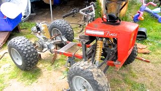 Download Mini Offroad Mower Build #4 Video