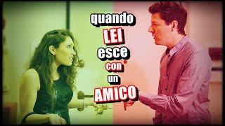 Download QUANDO LEI ESCE CON UN AMICO Video