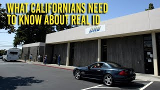 Download What Californians need to know about REAL ID and the DMV Video