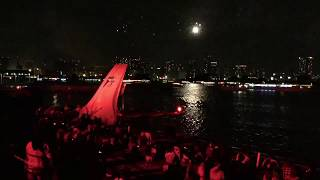 """Download Scene from Odaiba's """"Star Island"""" fireworks (Part 3 of 4: """"Autumn"""") [RAW VIDEO] Video"""