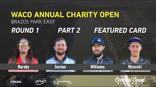 Download 2018 W.A.C.O Rd 1 Pt 2 (Wysocki, Sexton, Barsby, Williams) Video