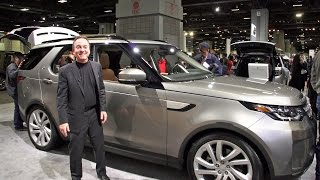 Download 2017 Land Rover Discovery Show & Tell Video