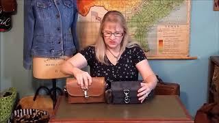 Download Saddleback leather Smalls comparison clutch, book, Love 41 Cosmetic Video