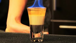 Download Flaming B-52 Shot with Alex Wassabi Video