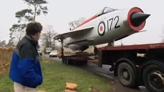 Download Jeremy's jet fighter garden feature | Speed | BBC Video