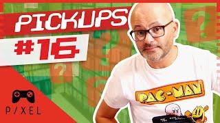 Download Pickups 16: Games + Hardware + Stuff | Ep. 150 Video