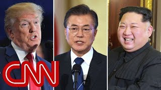 Download Trump calls South Korean president after historic summit Video