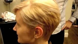 Download Ladies Pixie Cut Video