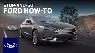 Download Adaptive Cruise Control with Stop-and-Go | Ford How-To | Ford Video