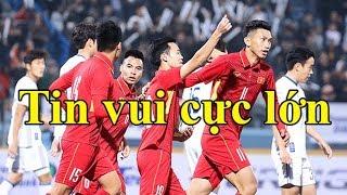 Download U23 Việt Nam nhận TIN VUI cực lớn tại ASIAD 2018 Video
