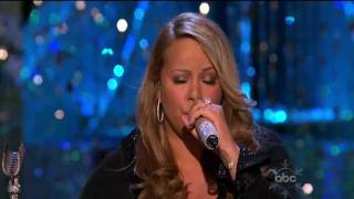 Download Mariah Carey - O Holy Night - Live ABC Christmas Video