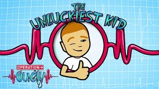 Download Science for kids | Body Parts - Unluckiest Kid Compilation! | Experiments for kids | Operation Ouch Video