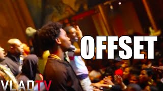 Download Migos Member Offset ″Superman Punches″ Fan; Brawl Ensues Video
