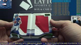Download 2018 Panini Playbook Football Hobby 8 Box Case Break #11 Video