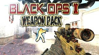 Download BLACK OPS 2 WEAPON PACK CS1.6 | ARMAS DE BLACK OPS 2 PARA CS1.6 [UNICO] [ORIGINAL PACK] Video