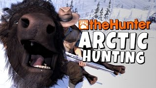 Download The Hunter - Arctic Hunting - Bison Video