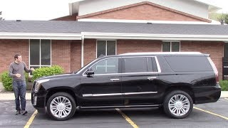 Download Here's a Tour of a $100,000 Cadillac Escalade Video