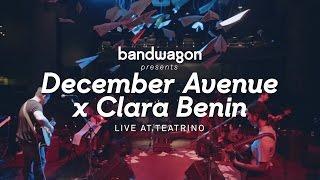Download December Avenue featuring Clara Benin - 'Fallin'' | Bandwagon Presents Video