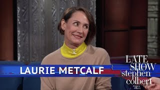 Download Laurie Metcalf's 'Lady Bird' Performance Made Audiences Call Their Moms Video