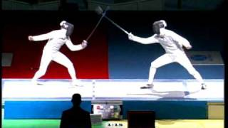 Download Fencing CWCH 2010 Mens Foil Gold Medal Match Video