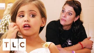 Download Three-Year-Old Pageant Queen Puts Her Mum On Time Out!   Toddlers & Tiaras Video
