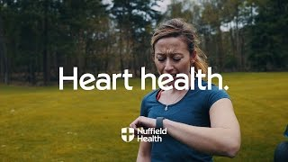 Download Simple Test for a Healthy Heart | Nuffield Health Video