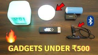 Download Unique Gadgets Under Rs500 | Part 7 | Tech Unboxing 🔥 Video