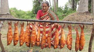 Download Fish Fry in Village Style My Grandma || Fish Recipe || Myna Street Food || Food Info Video