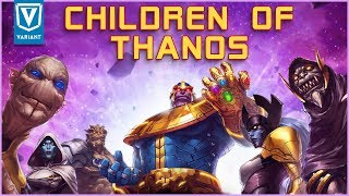 Download Who Are The Children Of Thanos? Video