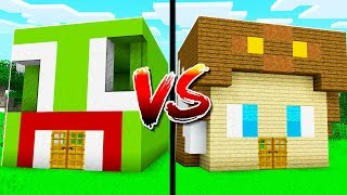 Download UNSPEAKABLE HOUSE vs MOOSE HOUSE IN MINECRAFT! Video