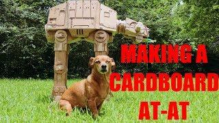 Download Cardboard AT-AT Walker Video