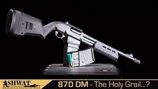 Download Remington 870 DM Review - The Holy Grail of Pump Shotguns? Video