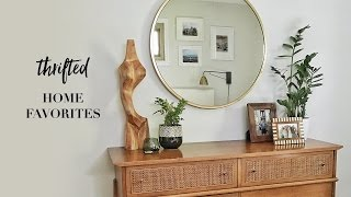 Download My Favorite Thrifted Home Decor Finds Video