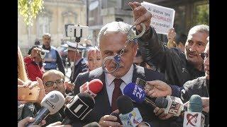 Download Dragnea e păzit cu interlopi la Curtea Suprema. Cum a fugit de întrebari FILMUL COMPLET Video