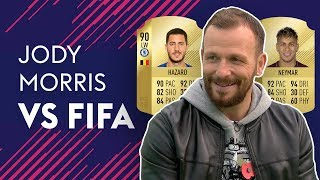 Download WILL EDEN HAZARD WIN THE BALLON D'OR? | JODY MORRIS VS FIFA 🔥🔥🔥 Video