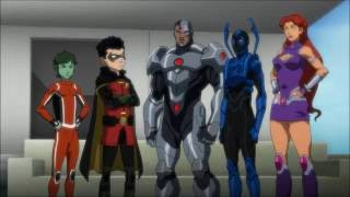 Download Teen Titans vs Superman Video