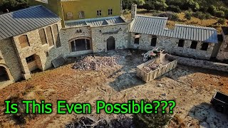 Download Renovating an Abandoned Mansion Part 3 Video