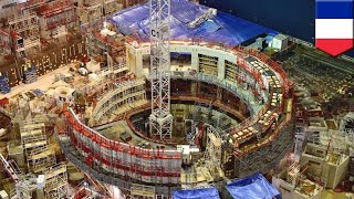 Download Nuclear fusion: ITER nuclear fusion project in France now 50% complete - TomoNews Video