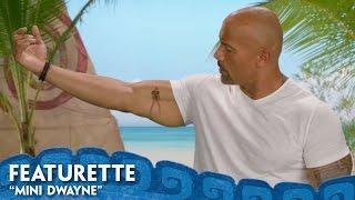 Download ″Mini Dwayne″ Featurette - Moana Video