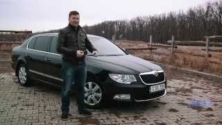 Download Skoda Superb 2012 2.0 TDI 4X4 Second Test AutoStrada.MD Video
