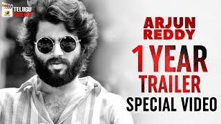 Download ARJUN REDDY 1 Year TRAILER SPECIAL VIDEO | Vijay Deverakonda | Shalini Pandey | #ArjunReddy Video
