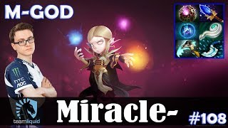 Download Miracle - Invoker MID | M-GOD | Dota 2 Pro MMR Gameplay #108 Video