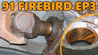 Download 1991 Firebird 700R4 Tailshaft Bushing and Seal Replacement (Ep.3) Video