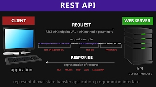 Download REST API & RESTful Web Services Explained Video